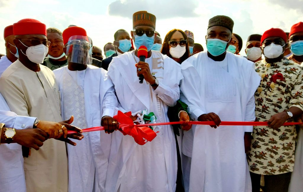 Celebration as Enugu International Airport reopens for flight operations