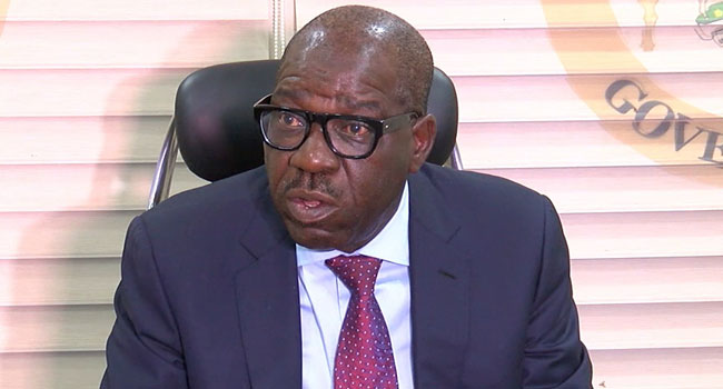 Edo 2020: Obaseki Resumes Ward-To-Ward Campaign In Etsako Central, Vows To Resist Forces Fighting To Stop His People-Centric Projects