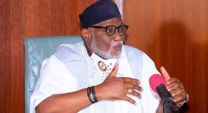 Akeredolu's support base is massive, can't lose governorship poll — Ojogo
