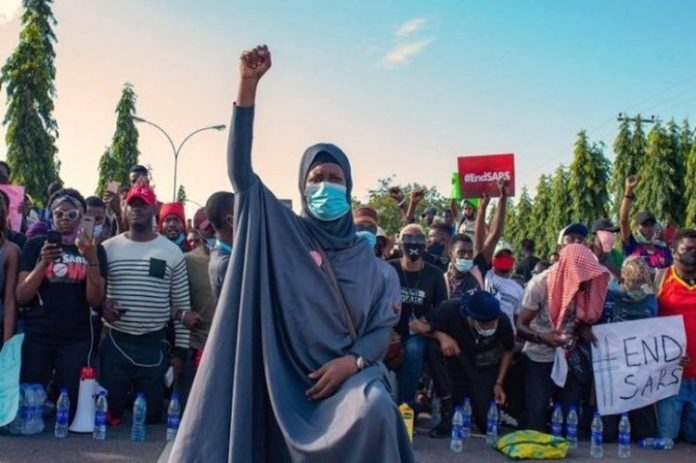 People now curse me in Mosques - Aisha Yesufu