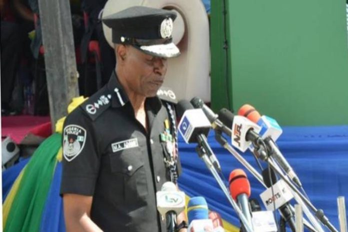 IGP orders 24/7 water tight security nationwide -