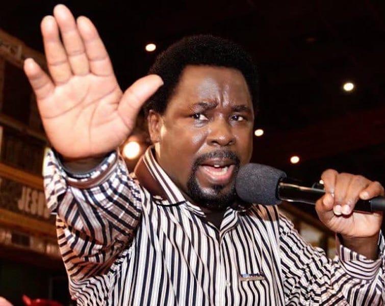 BREAKING: Prophet TB Joshua Is Dead - Njenje Media News