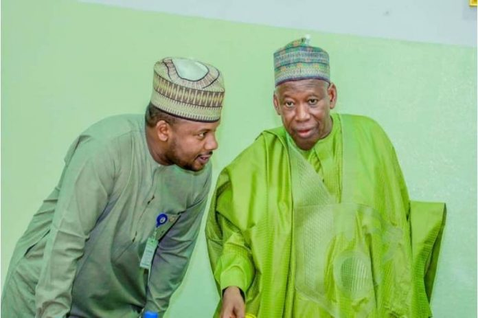 Breaking: Governor Ganduje sacks Media Aide, Salihu Tanko Yakasai