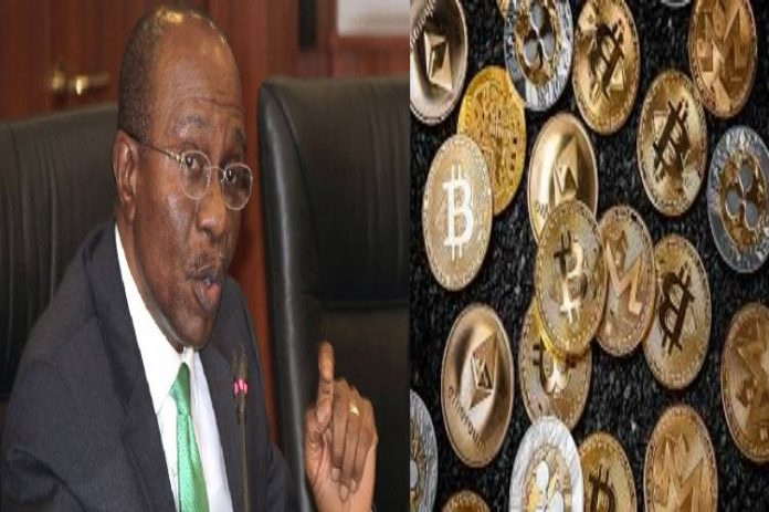 Cryptocurrency ban: CBN replies critics, says its used to finance terrorism, money laundering