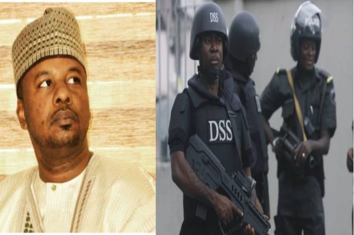 DSS arrests Ganduje's aide hours after criticising Buhari