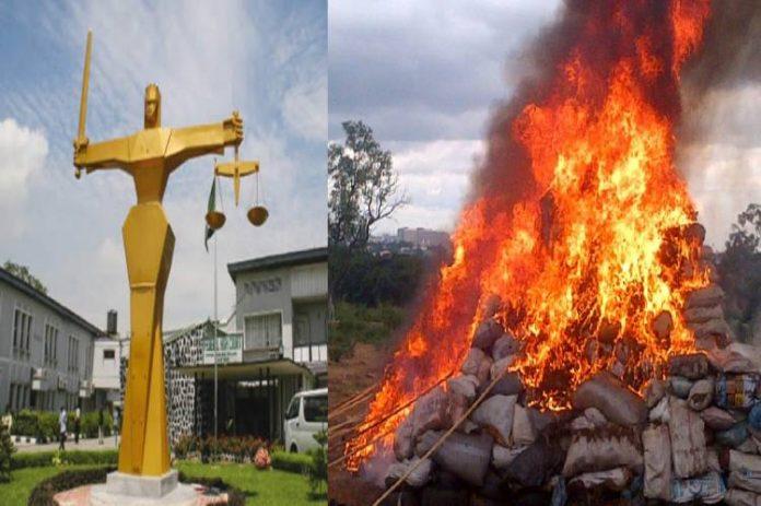 NDLEA secures court order to destroy N150m illicit drugs -