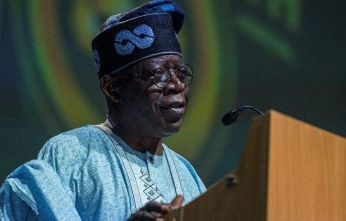 Devt possible only in peaceful atmosphere, Tinubu tells youths
