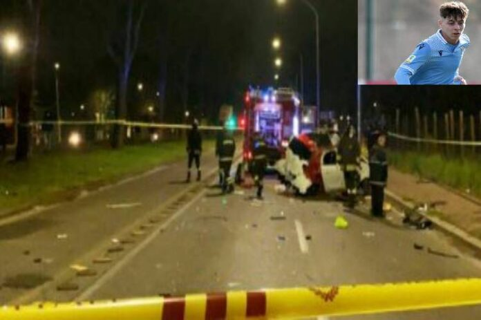 Lazio midfielder Daniel Guerini dies in car crash