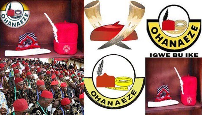 2023: Ohanaeze elders insist on Igbo Presidency