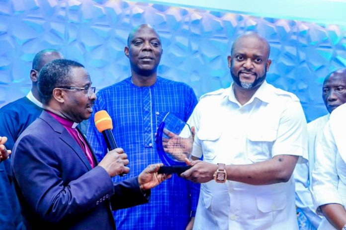 """CAN Honours Kogi Gov With """"Friend Of The Church"""" Award"""