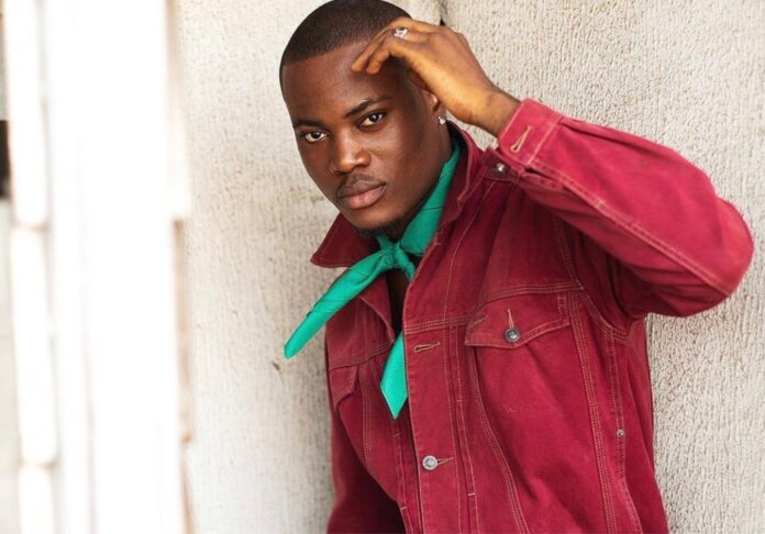 """""""I feel like committing suicide""""- Actor, Godwin Maduagu cries out after gay sex video"""
