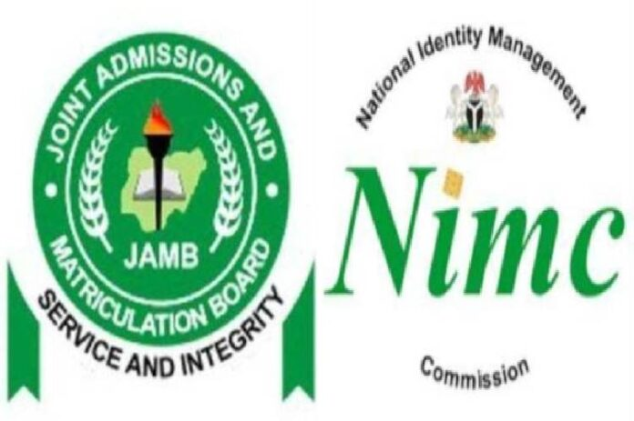 NIN compulsory for 2021 UTME/DE registration- JAMB