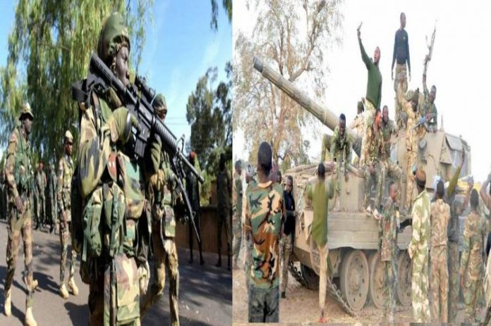 Troops foil Boko Haram attempts to infiltrate Dikwa town in Borno State