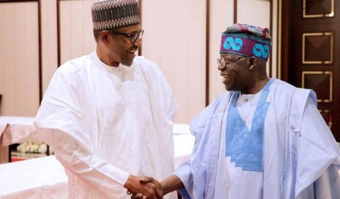 Buhari meets with Zulum, Tinubu, Akande in Aso Rock