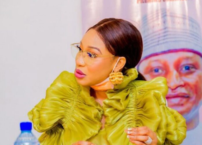 Akuampe Poloo: Nude picture not bad enough for jail term – Tonto Dikeh