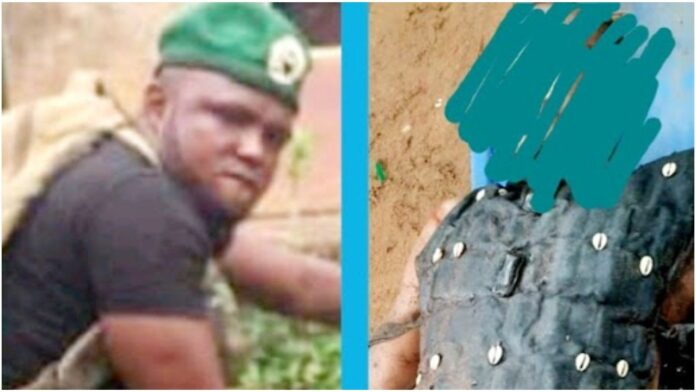 BREAKING: Nigerian forces eliminate IPOB's ESN commander Ikonso, 6 others