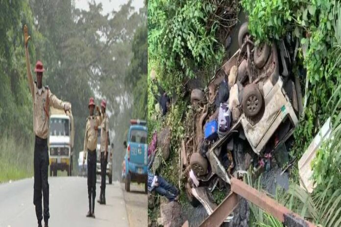 FRSC confirms six dead in Ondo bus crash