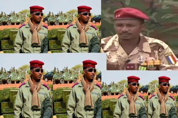 Idriss Deby's son, General Mahamat Kaka named interim head of state -