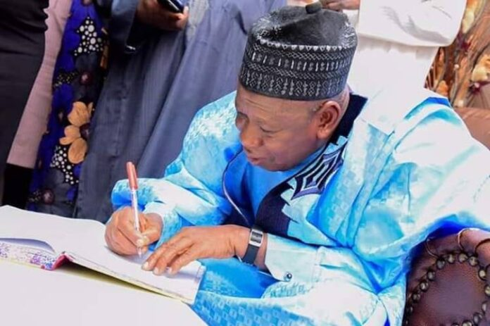 Kano slashes March salaries of political office holders by 50% -