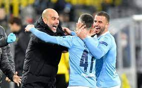 Manchester City into first UCL semi-finals under Guardiola, Real Madrid also through