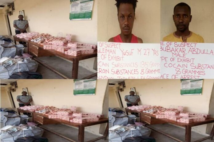 NDLEA arrests Boko Haram drug supplier in Taraba, trans-border trafficker in Yobe -