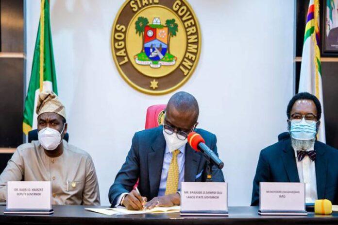 Sanwo-Olu signs Public Complaints, Anti-Corruption bill into law