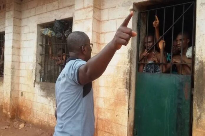 Security Agencies foil Jailbreak attempt at Edo Correctional Facility
