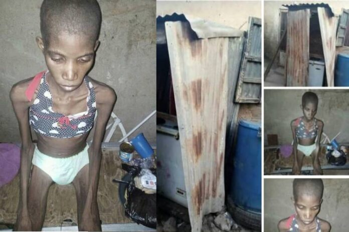Police arrest two suspects for caging, starving 12-year-old girl in Sokoto -