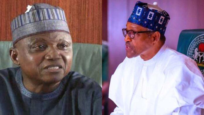 Buhari did not attend Attahiru's burial to avoid molesting Nigerians - Garba Shehu