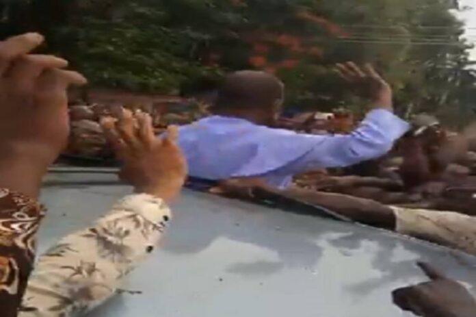 Jubilation in Enugu as Father Ejike Mbaka reappears -
