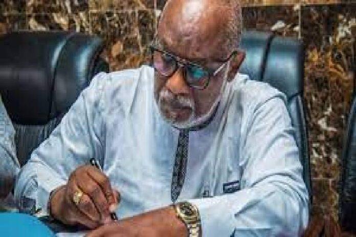 Ondo: Governor Akeredolu imposes curfew in Ikare over chieftaincy tussle