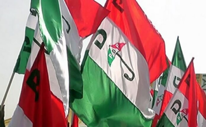 PDP governors meet Monday over Nigeria's security, economy challenges