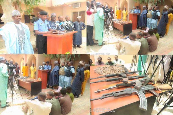 Police arrest 30-year-old foreigner who sold 450 rifles, 8,000 live ammunition -