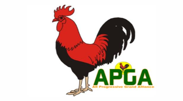 APGA NEC Sacks 2 Factional Chairmen, 6 Others