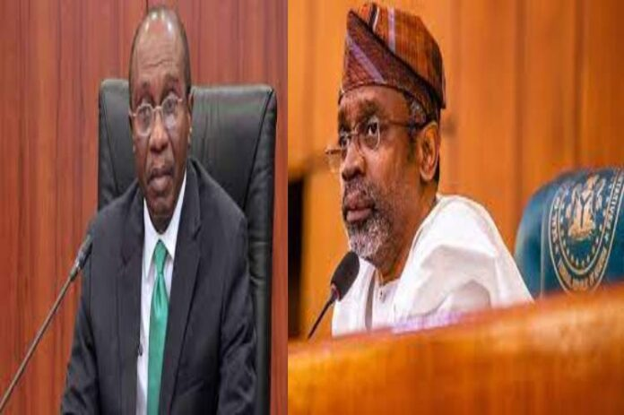 House of Representatives directs CBN to check free fall of the naira -