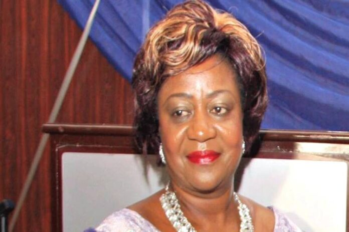 Senate set to confirm Lauretta Onochie as INEC national Commissioner -