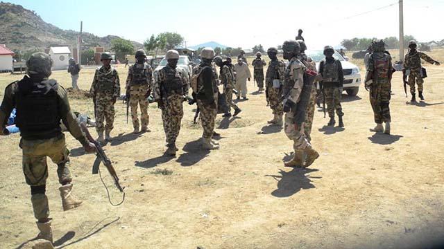 Troops Kill Scores Of Bandits, Recover Weapons In Zamfara