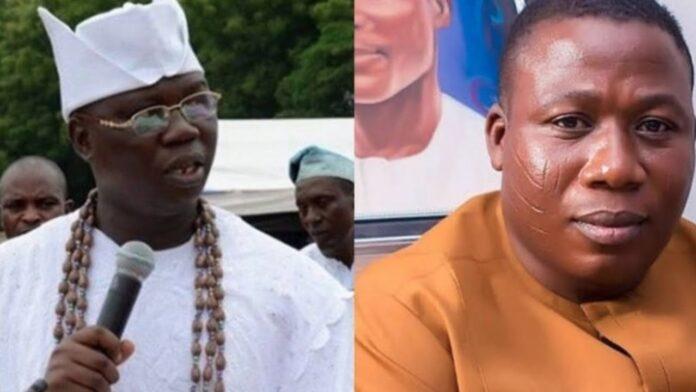 Gani Adams Rallies Support Of Monarchs In Benin For Igboho