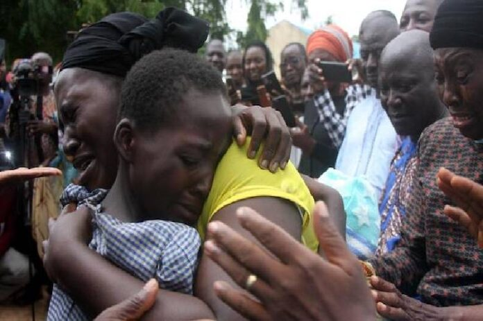 Latest nigerian news about Kaduna abduction: Four more students of Bethel college regain freedom