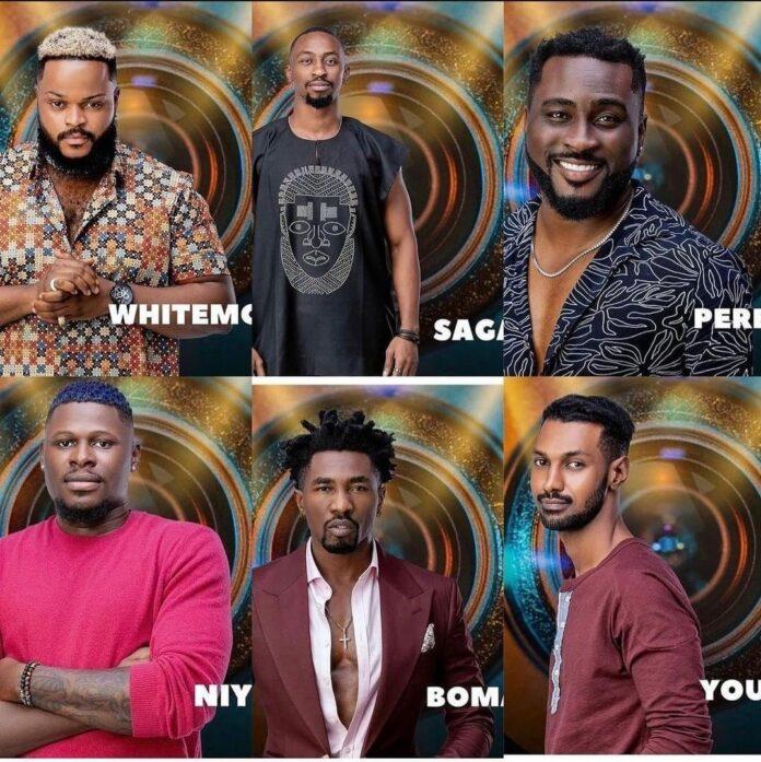 PHOTOS: Faces of first set of BBNaija season 6 male housemates