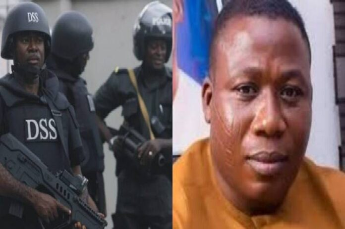 Current news about Court asking DSS to produce Igboho's arrested aide