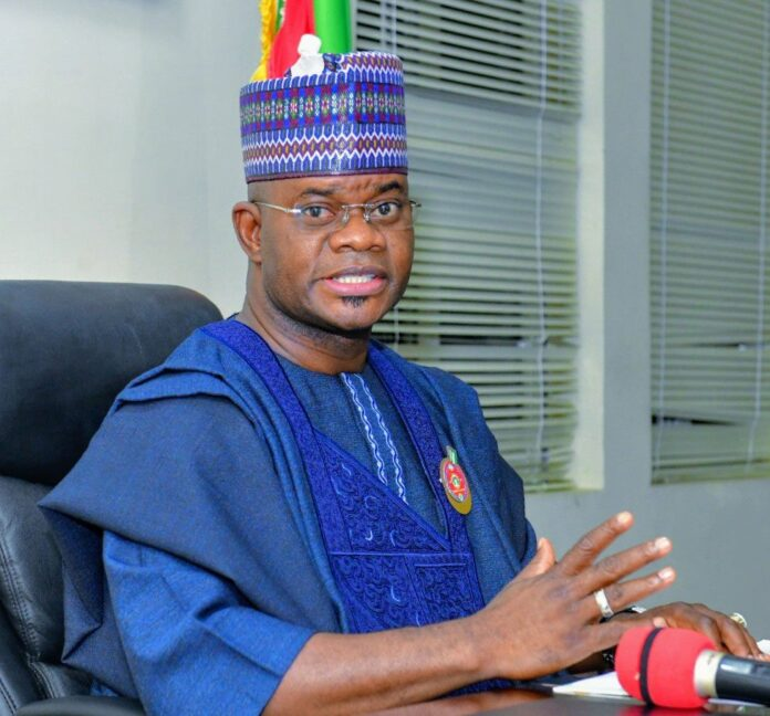 2023: It's time to allow youths rule Nigeria - Yahaya Bello tells Tinubu