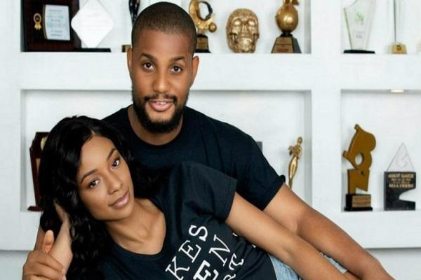 BREAKING: Alex Ekubo, fiancée break up three months after engagement
