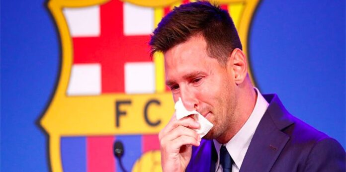 Barcelona Lawyers Move To Block Messi's Transfer To PSG