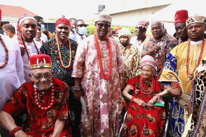 Eze Ndigbo Ghana Honours Survivors Of Tusla Race Massacre