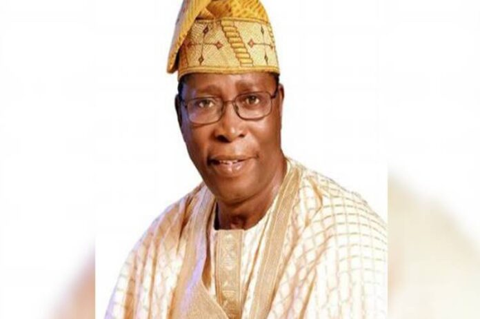 Latest news is that General Olurin died at LASUTH after a brief illness - Family