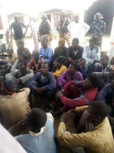 ISWAP/Book Haram members surrender to troops in Mafa, Borno