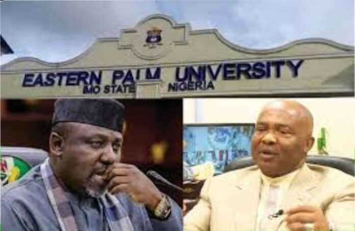 Latest Breaking News about Imo State: Imo State High Court Orders Forfeiture of Senator Okorocha's property