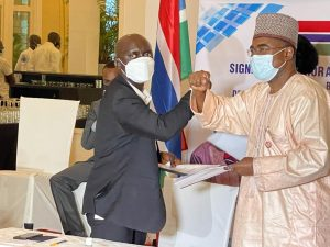 NDLEA signs MoU with Gambian anti-narcotic agency to combat drug trafficking