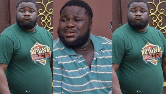 Nollywood actor, Stanley Okoro is dead